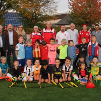 SPD Ortsverein unterstützt TSV - Fußballnachwuchs