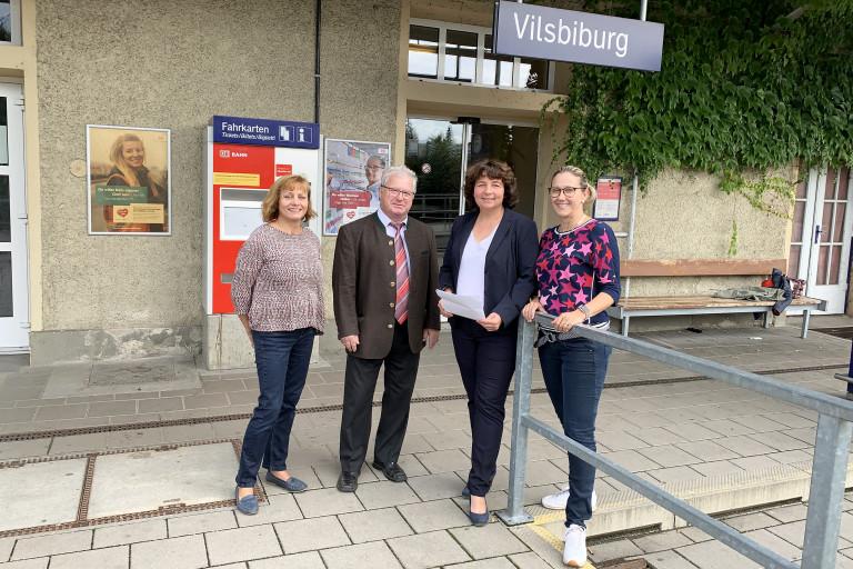 2019 | Bahnhof Vilsbiburg