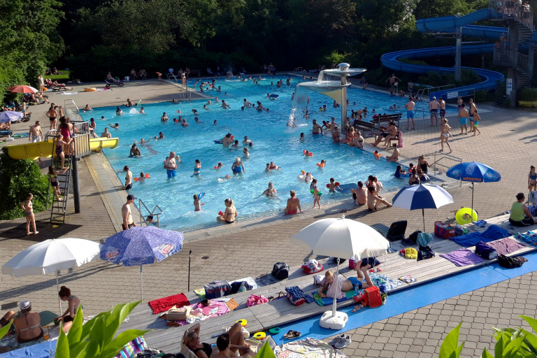 2019 | Schwimmbad